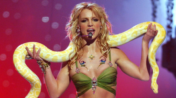 Britney Spears: