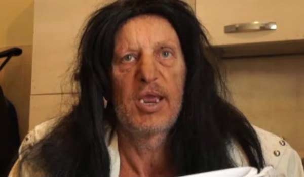 Richard Benson shock: