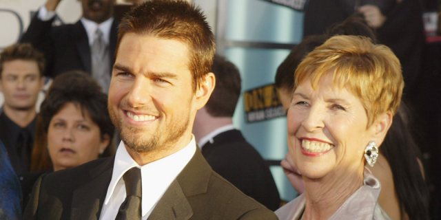 Grave lutto per Tom Cruise, è morta la madre Mary Lee