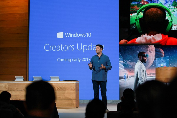 Build 2017, Windows 10 Fall Creators Update: tutte le novità