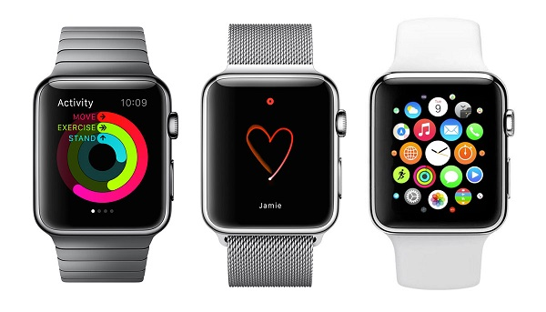Apple Watch presentato alla Milano Design week