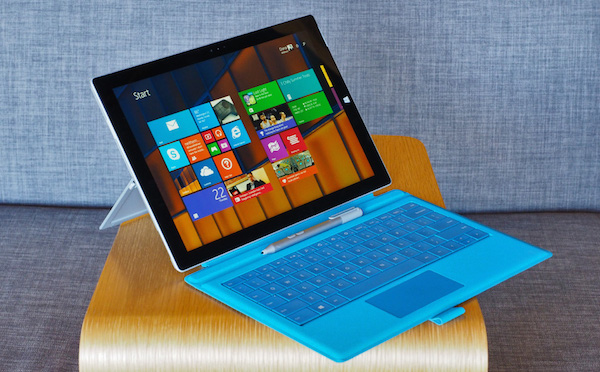 Surface 3: il nuovo tablet Microsoft