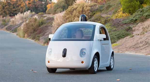 Google Car ottima guida e pochi incidenti