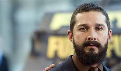 Shia LaBeouf si fa male sul set di American Honey