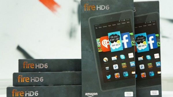 Amazon, pronto tablet low cost entro Natale