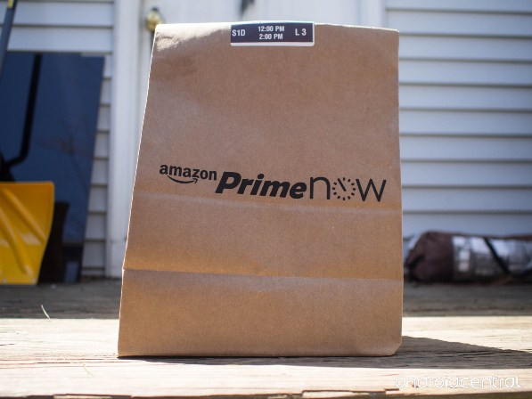 Amazon, con Prime Now consegna in un'ora