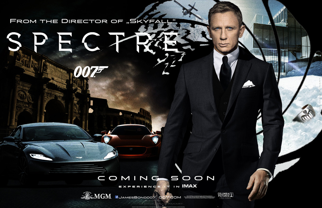 James Bond, come previsto, si aggiudica la vetta del box office