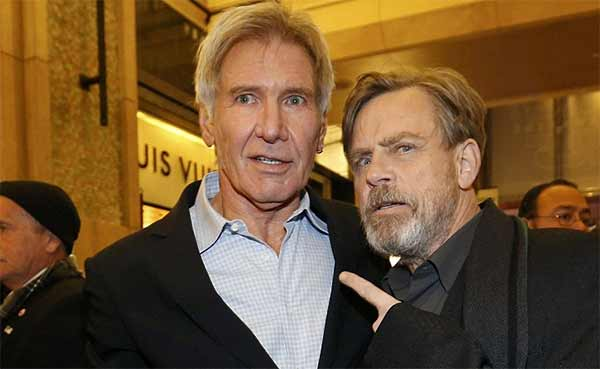 Star-Wars-alla-prima-Harrison-Ford-Mark-Hamil-e-Carrie-Fisher