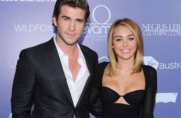 Miley Cyrus ritorno di Liam Hemsworth