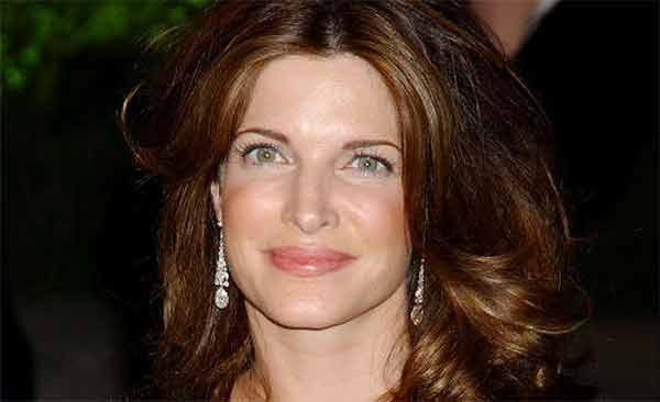 ex top model Stephanie Seymour nei guai