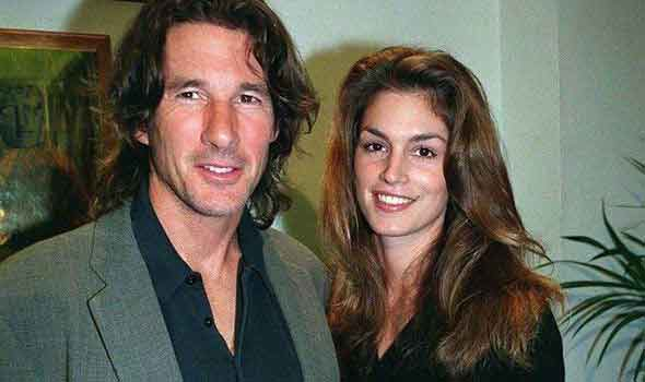 Cindy Crawford rivela: Richard Gere per me un estraneo