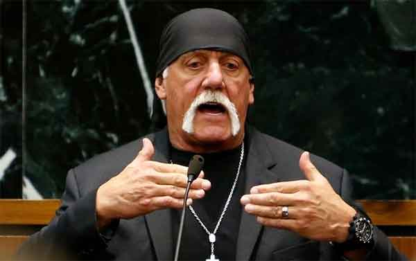 Hulk Hogan in tribunale per il suo video Hot