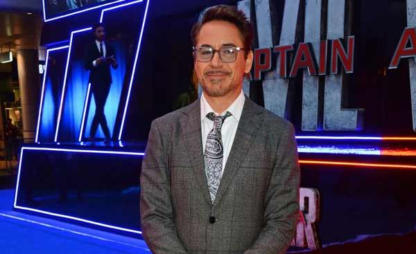 Robert Downey Jr rivela il segreto per tenersi in forma