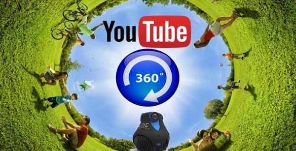 YouTube, arrivano le dirette streaming a 360° e l'audio spaziale