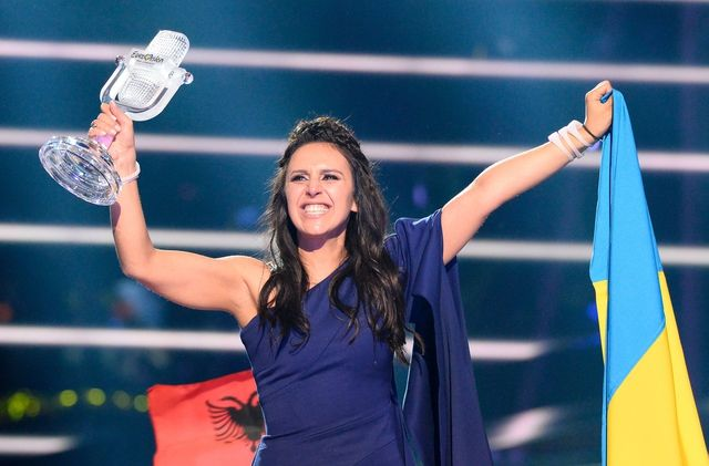 Jamala vince l'Eurovision Song Contest