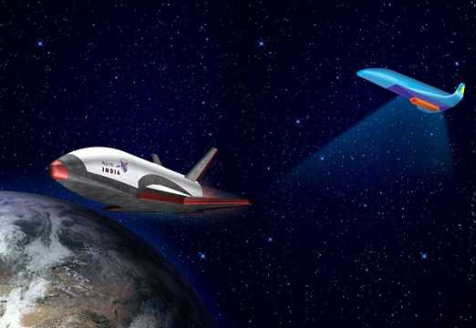 Lo Space Shuttle sbarca in India
