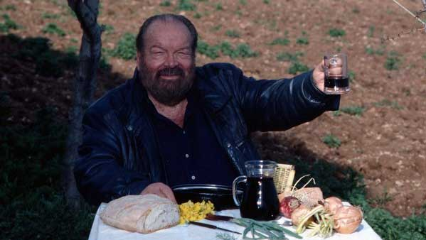 Bud Spencer Lei italiano No napoletano