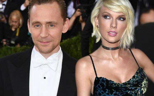 Taylor Swift vacanza romantica a Roma con Tom Hiddleston