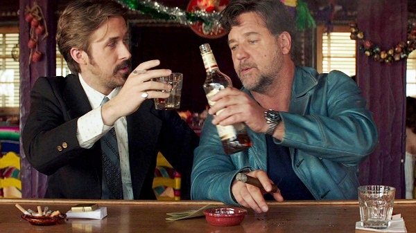 The Nice Guys, la nuova coppia del cinema: Gosling e Crowe