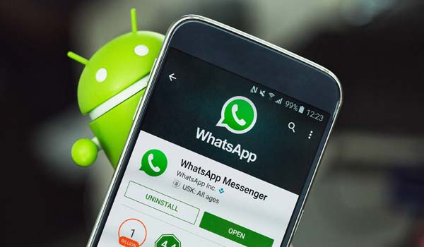 WhatsApp e le chat che restano in memoria