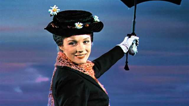 Meryl Streep nel sequel di Mary Poppins