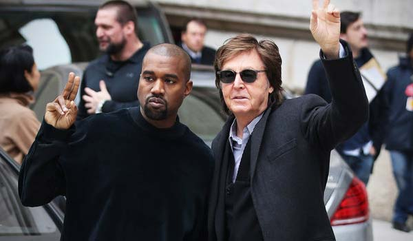 Paul McCartney elogia Kanye West e svela il patto segreto