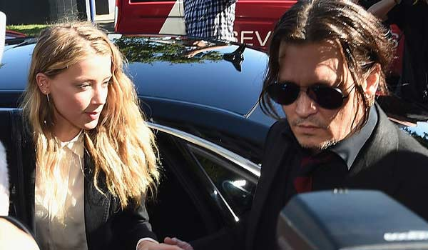 johnny depp amber heard spunta un video che lo inchioda