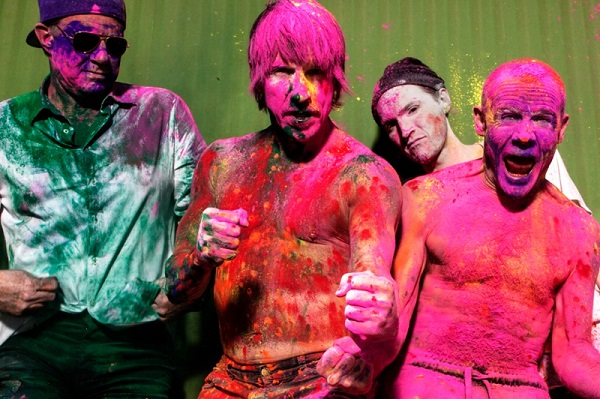 Red Hot Chili Peppers in gran spolvero a Berlino