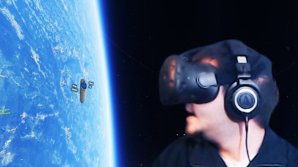 Google Earth, con HTC Vive in giro per il mondo in VR