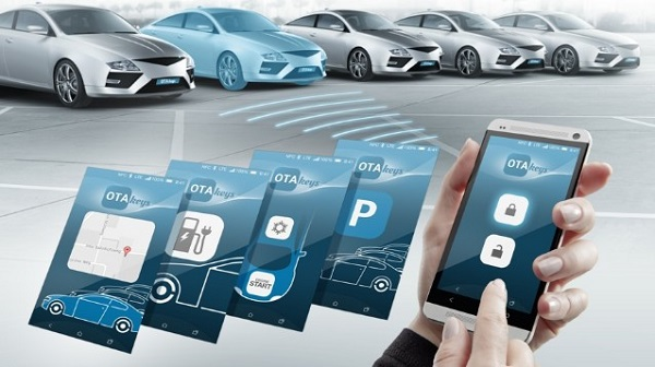 Toyota si lancia nel car sharing peer-to-peer con Smart Key Box