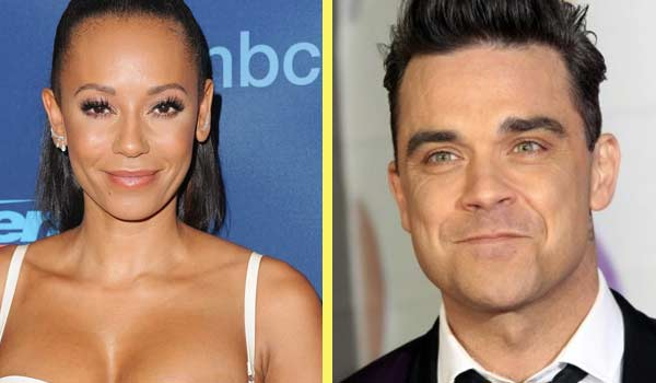 Robbie Williams si scusa con Mel B