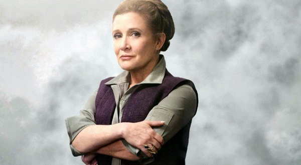Carrie Fisher, la morte di una principessa