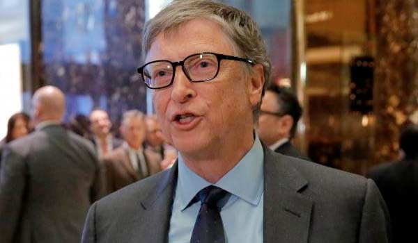 Bill Gates in pellegrinaggio alla Trump Tower