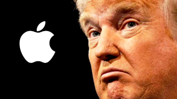 Apple e Trump, la società di Cupertino sale sul carro del vincitore