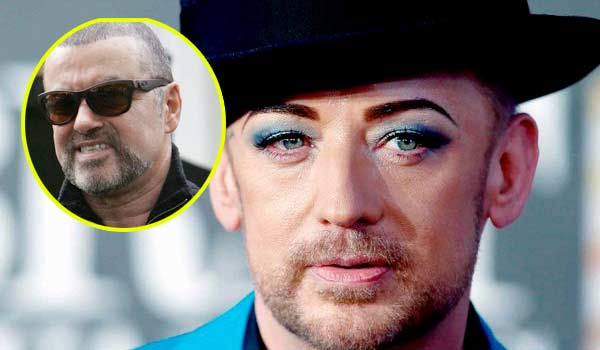 Boy George George Michael non ha voluto mai confidarsi