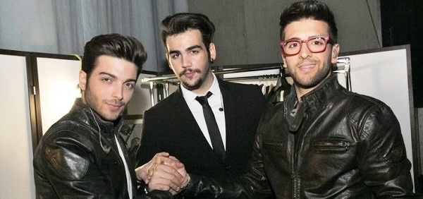 Il Volo dice di no a Donald Trump