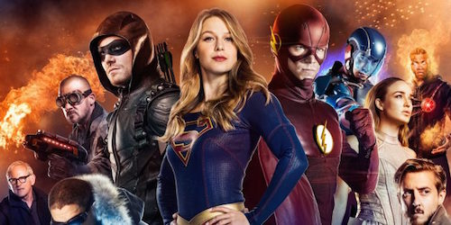 Supergirl, The Flash e Arrow: anticipazioni del 24 gennaio 2017