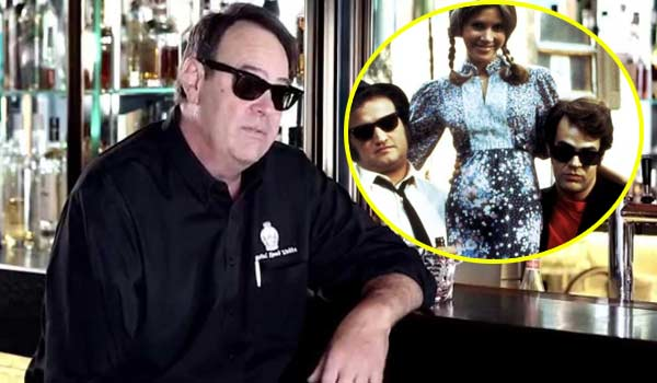 dan aykroyd e carrie fisher facevamo uso di droghe ricreative