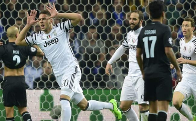 Champions League juve in discesa speranze per il Napoli