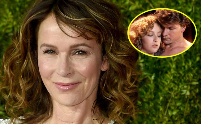 Jennifer Grey vi svelo i problemi di Time of my Life