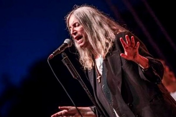Patti Smith, il Grateful Tour in Italia a maggio