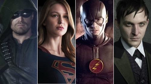 Supergirl, The flash, Arrow, Gotham trame 21 febbraio 2017