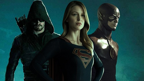 Supergirl The flash, Arrow e Gotham trame tv 14 febbraio 2017