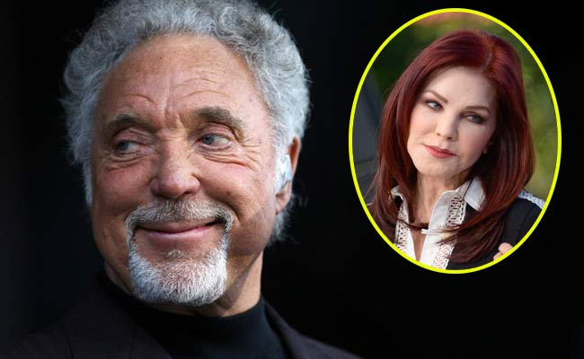 tom jones flirt con priscilla presley