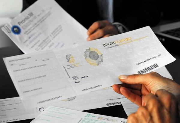 Referendum su voucher e amministrative in un'unica data?