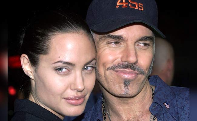 angelina jolie rivede billy bob thornton