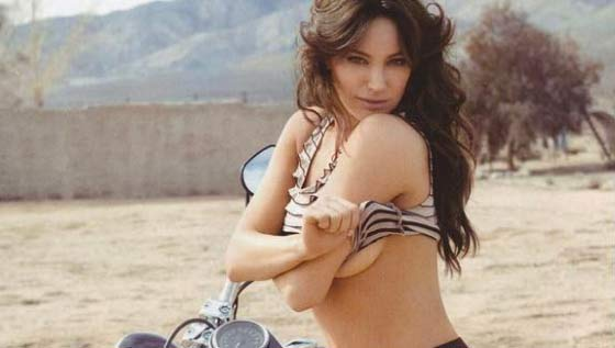 kelly brook sensuale su instagram