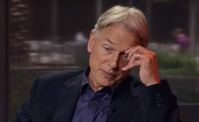 mark harmon perche e dimagrito
