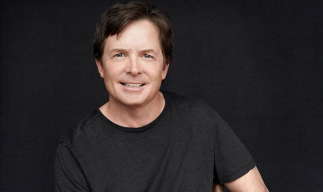 michael j fox scherza sul parkinson