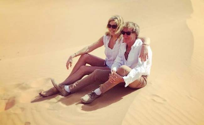 rod stewart assurdo video nel deserto